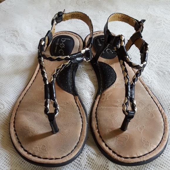 ff15e2d37f1d b.o.c. Shoes - b.o.c Born Concept Thong Sandals size 7 shoes